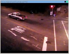 Still shot from Buffalo City Surveillance Camera