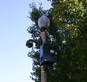 Omni antenna install