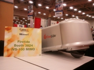 Firetide IVS-100 MIMO - The Accolades award winner