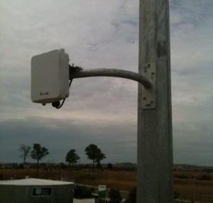 Firetide Wireless Ethernet Bridge
